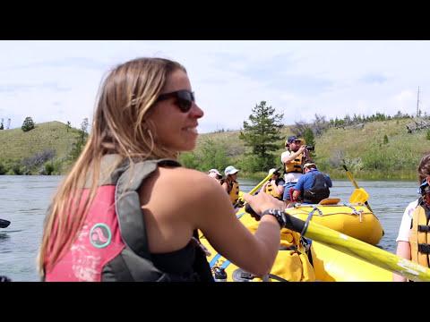 Chilko-Chilcotin-Fraser River Rafting