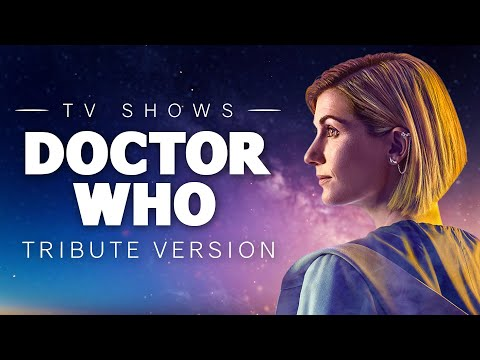 Doctor Who Theme  Tribute
