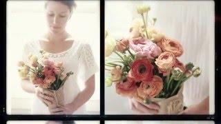 видео Необычные, оригинальные и креативные букеты цветов