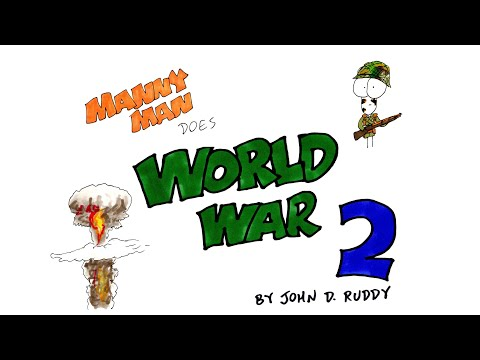 World War 2 in 7 Minutes