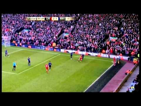 Liverpool 2 - 1 Man United: Kuyt's Winning Goal | FA Cup 2012 |