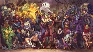 Darkstalkers Resurrection : Darkstalkers 3 Ranked Matches #1 On Xbox 360