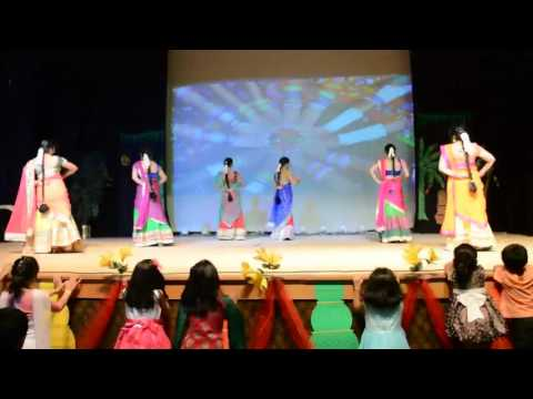 TTGA Langa Voni Dance 1