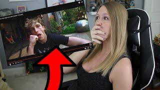 WHY LOGAN PAUL THINKS HE WILL DEFEAT KSI | My Reaction