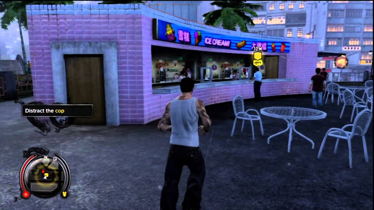 Ping From Sleeping Dogs