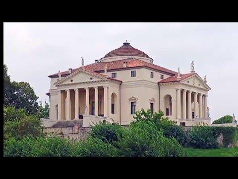 IL PALLADIO NEL VENETO - 1 - LA ROTONDA (Villa Capra) Vicenza