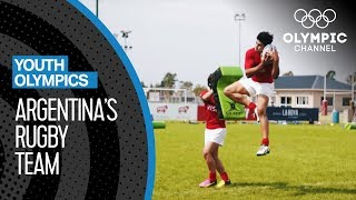 Rugby 7s hope for gold in their home country | Youth Olympic Games