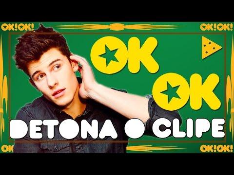 Misericórdia do Shawn Mendes | OKOK Detona o clipe