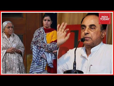 Dr Subramanian Swamy Reacts To Pak Humiliation On Jadhav's Family | News Today