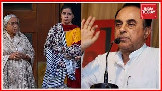 Dr Subramanian Swamy Reacts To Pak Humiliation On Jadhav's Family   News Today