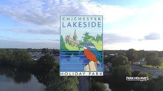 Holiday Home Ownership at Chichester Lakeside Holiday Park, Sussex 2018