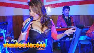 VIDEO: MIX PINTURA ROJA (en VIVO)