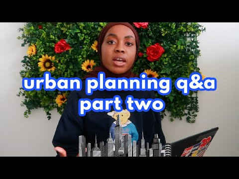 URBAN PLANNING Q&A PART 2: career opportunities, book recommendations, and more