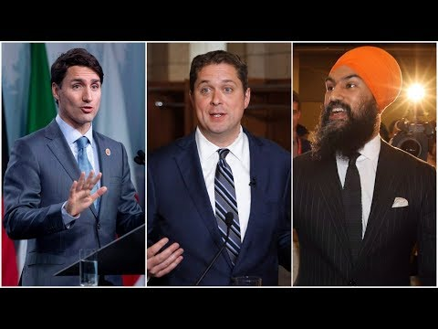 How Canadas political party leaders can win over voters