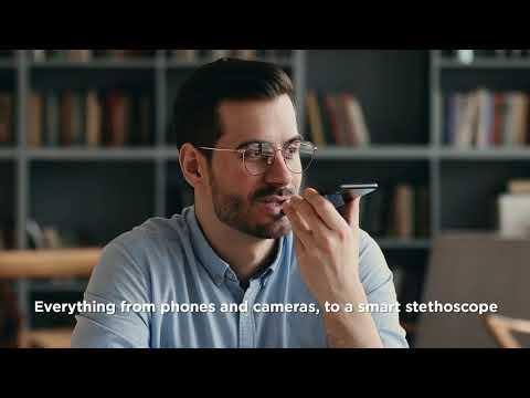 Dr. James West: A Better Way to Capture Sound
