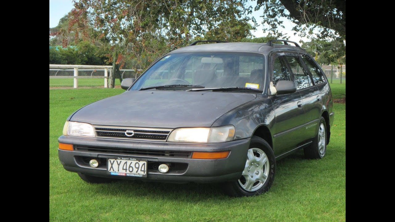 High Quality 1992 Toyota Corolla Station Wagon $NO RESERVE!!! $Cash4Cars$Cash4Cars$ **  SOLD **