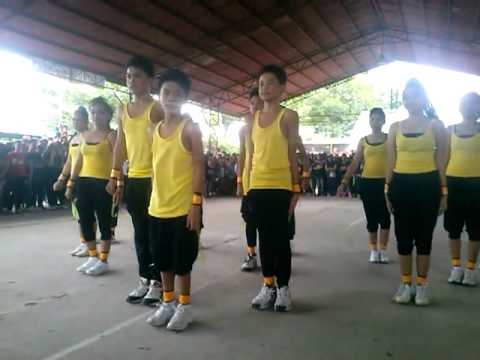 BNHS CHAMPION CHEERDANCE COMPETION 2013