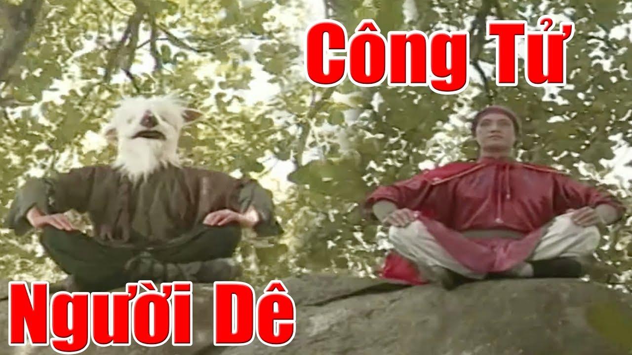 Chàng Trai Đầu Dê Bỗng Hóa Công Tử Nhà Giàu - Phim Cổ Tích Việt Nam Xưa Cũ, Truyện Cổ Tích Hay