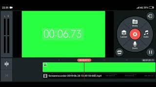 Gambar cover Tutorial Cara Buat Mentahan Waktu/Stop Watch Menggunakan Kine Master