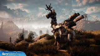 Horizon Zero Dawn (HZD) - All Training Dummy Locations (Downed 23 Grazer Dummies Trophy Guide)