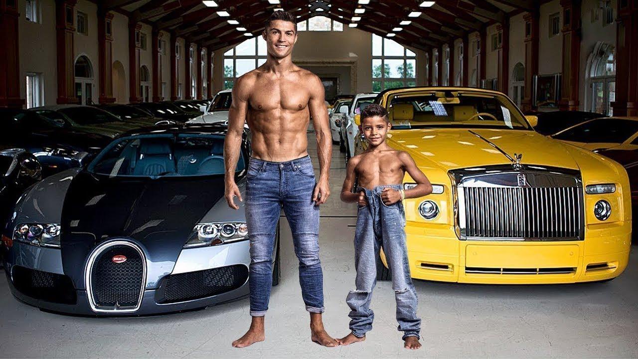 Ronaldo'nun Oğluna Bırakacağı Mirasa İnanamayacaksınız.. Süper Bir Şey.