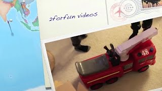 Skyteam Technology Ride-On Action Fire Engine | 2 for Fun