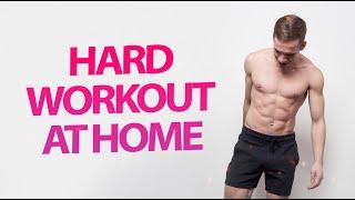 постер к видео Тренировка дома | Кардио тренировка дома на выносливость | Андрей Кудан
