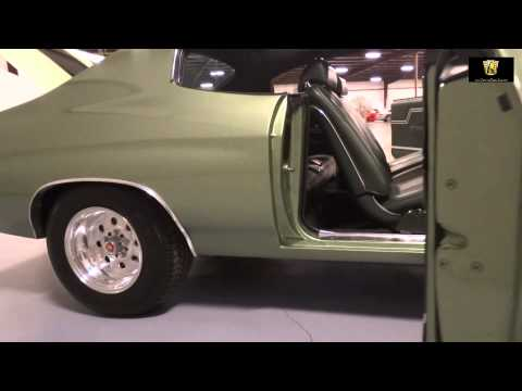 1970 Chevrolet SS Chevelle Tribute stock #764 located in our Louisville Showroom