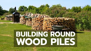 Building Round Wood Piles