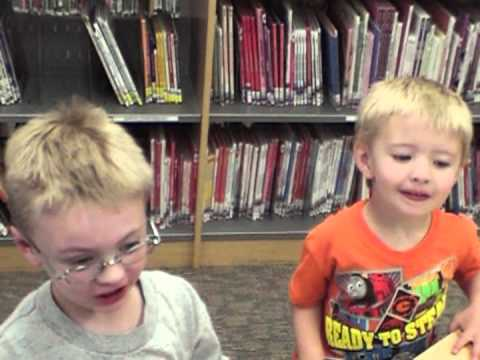 AWE Early Literacy Stations at Aurora Public Library - Video Contest 2013