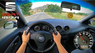 Seat Ibiza III 1.2 (2004) - POV Drive
