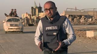 قوات الحشد الشعبي تسيطر على مطار تلعفر العسكري