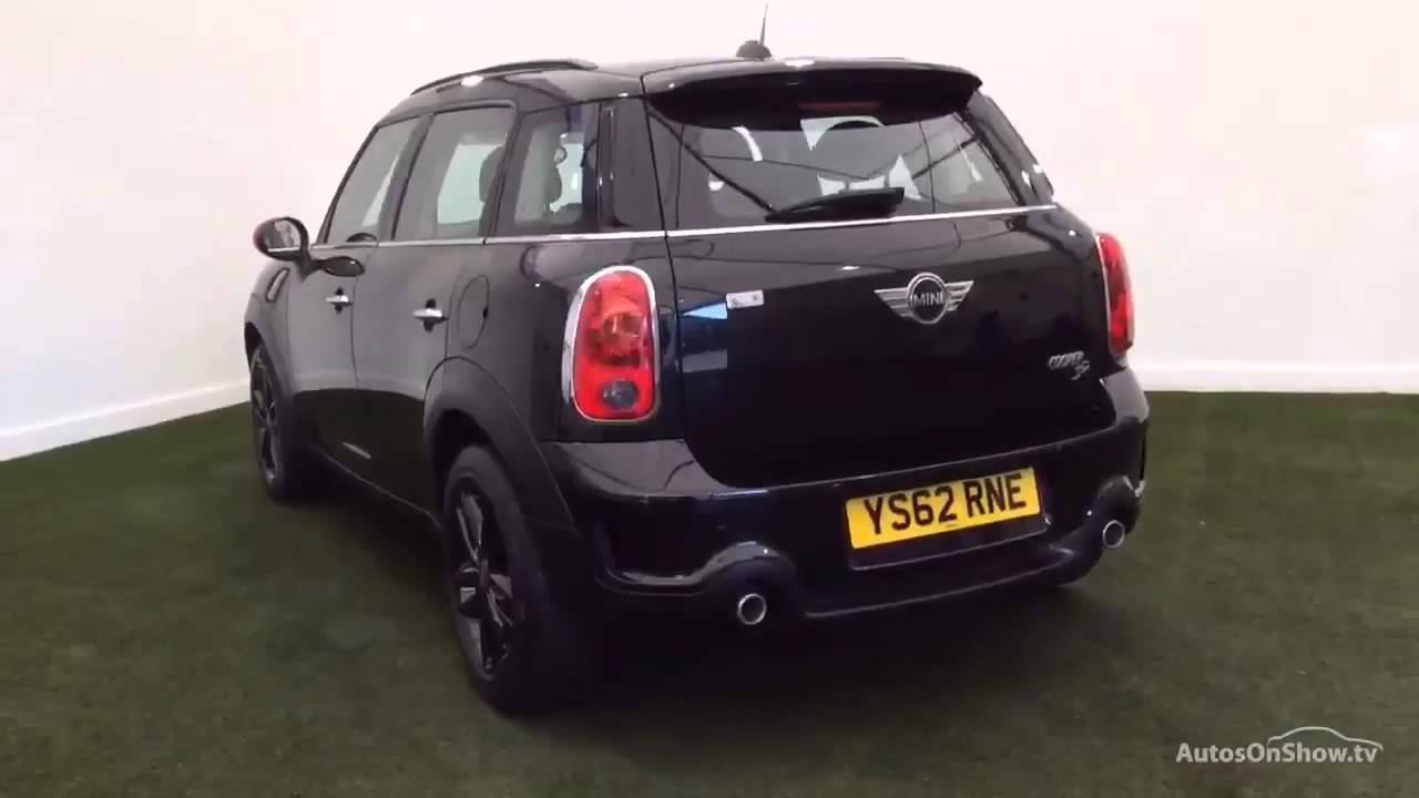 mini countryman cooper sd black 2013 youtube. Black Bedroom Furniture Sets. Home Design Ideas