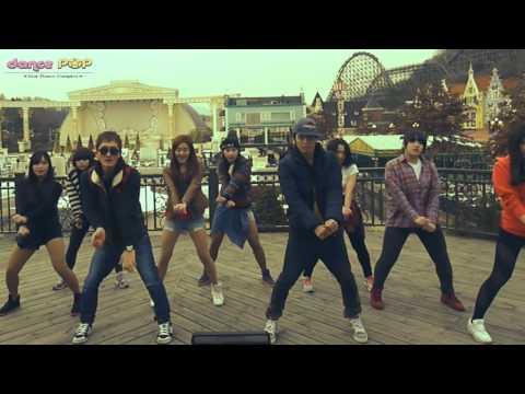 [dancepop Academy] Maroon5 -One More Night Dance.wmv