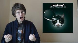 Deadmau5 - ˃ album title goes here ˂ (Album Review)
