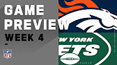 Denver Broncos vs New York Jets || Thursday Night, Football Live Streaming} - YouTube