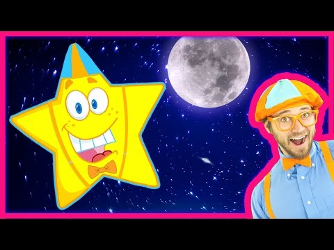 Thumbnail: Twinkle Twinkle Little Star | Nursery Rhymes | Bedtime Lullaby