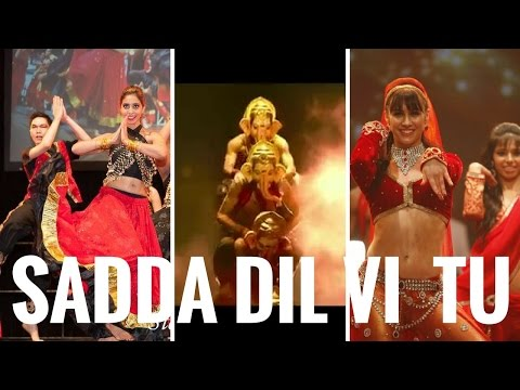 Sadda Dil Vi Tu - Ga Ga Ga Ganpati (ABCD)  || Bollywood Dance || Choreography by Francesca McMillan