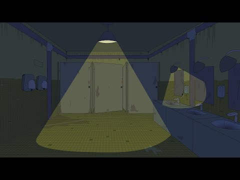 The Bathroom Stall/Airport Stories Animated