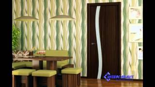 Межкомнатные двери в интерьерах(Как выглядят межкомнатные двери