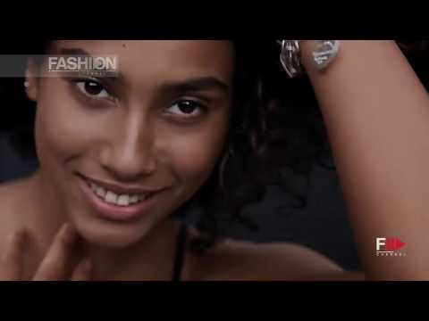 IMAAN HAMMAM Model by Fashion Channel