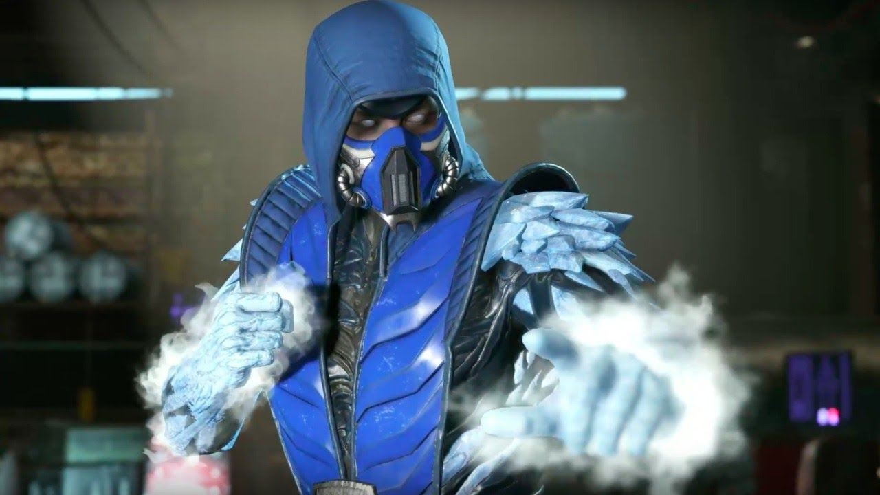 injustice 2 official introducing sub zero trailer youtube. Black Bedroom Furniture Sets. Home Design Ideas