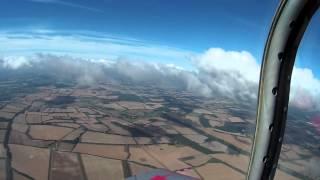 Yak 52 Aerobatics