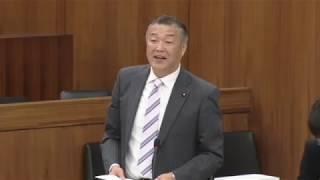 井上英孝(日本維新の会) 国土交通委員会 2019.4.24