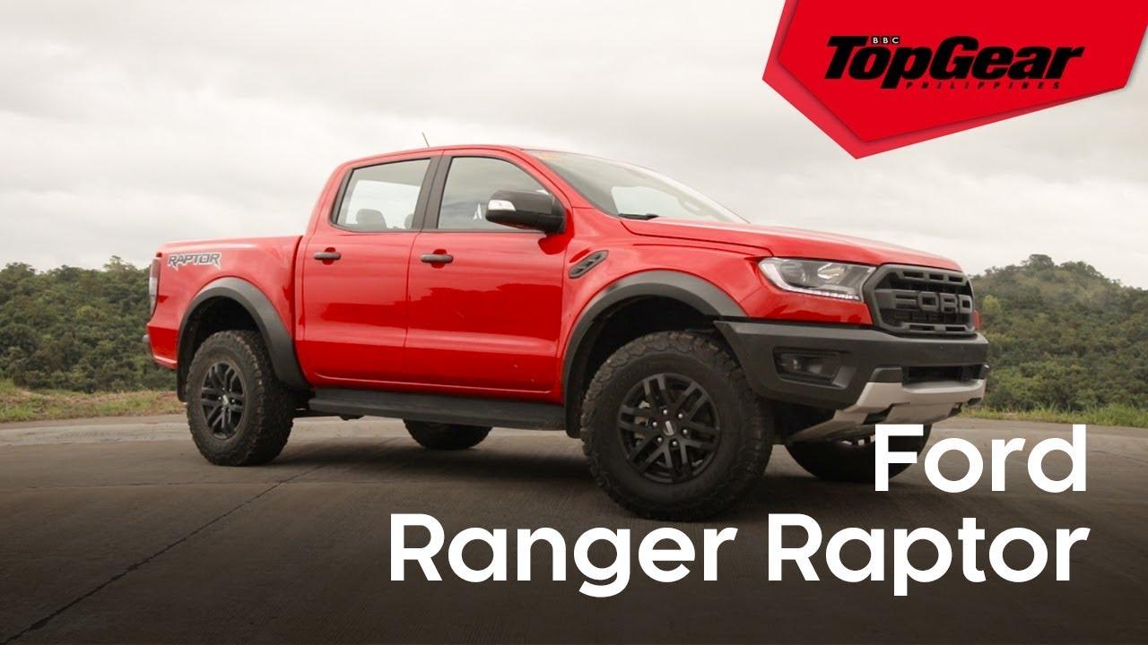 Review: 2019 Ford Ranger Raptor