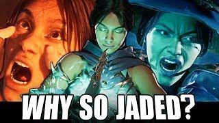 Mortal Kombat 11 - Jaded Variation is Secretly GODLIKE!!