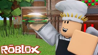 Roblox: FÁBRICA DE COMIDA 🍔 - (The Food Tycoon)
