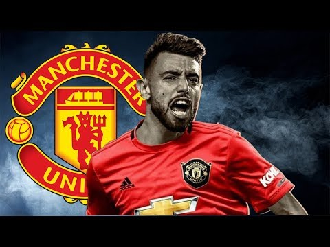 Bruno Fernandes ● Welcome To Manchester United ● 2019/20 🔴