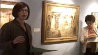 Fresno Met Museum - Anna Richards Brewster curator tour with Judith Maxwell - Part 4 of 9