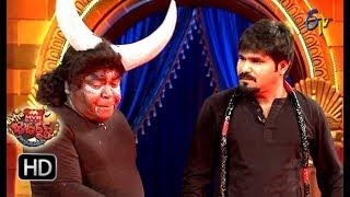 Chalaki Chanti Performance   Extra Jabardasth   28th September 2018   ETV Telugu